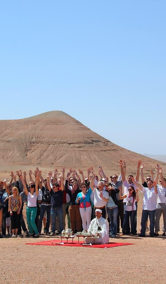 activite seminaire marrakech 2021