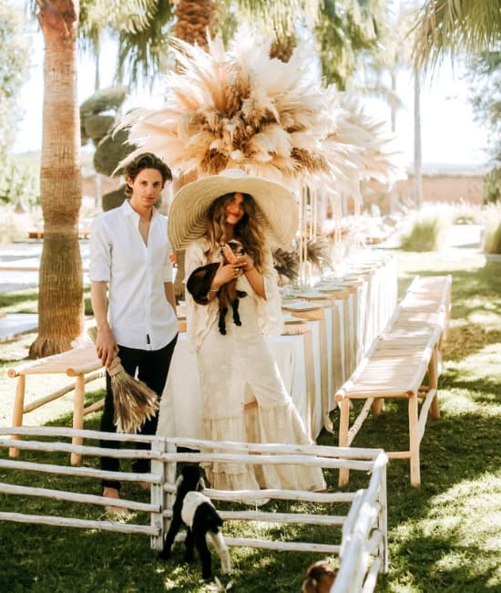 quel tarif pour un mariage a marrakech