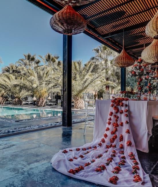 tarif organisation d un mariage a marrakech
