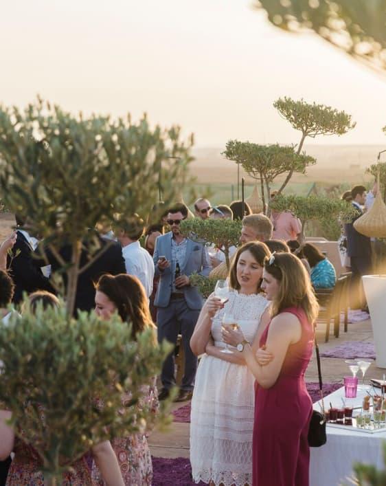 anniversaire madonna a marrakech
