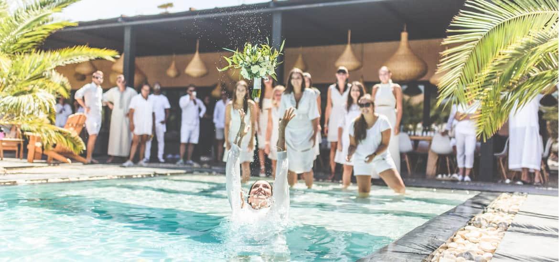 La Villa Taj Marrakech location exception avec piscine