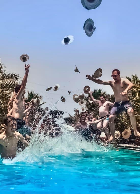 location maison piscine a marrakech