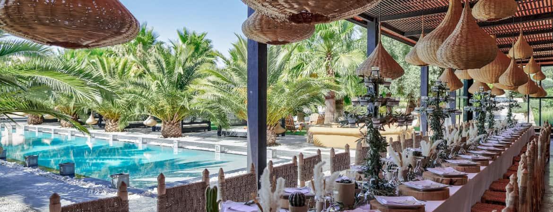 location villa avec piscine a marrakech
