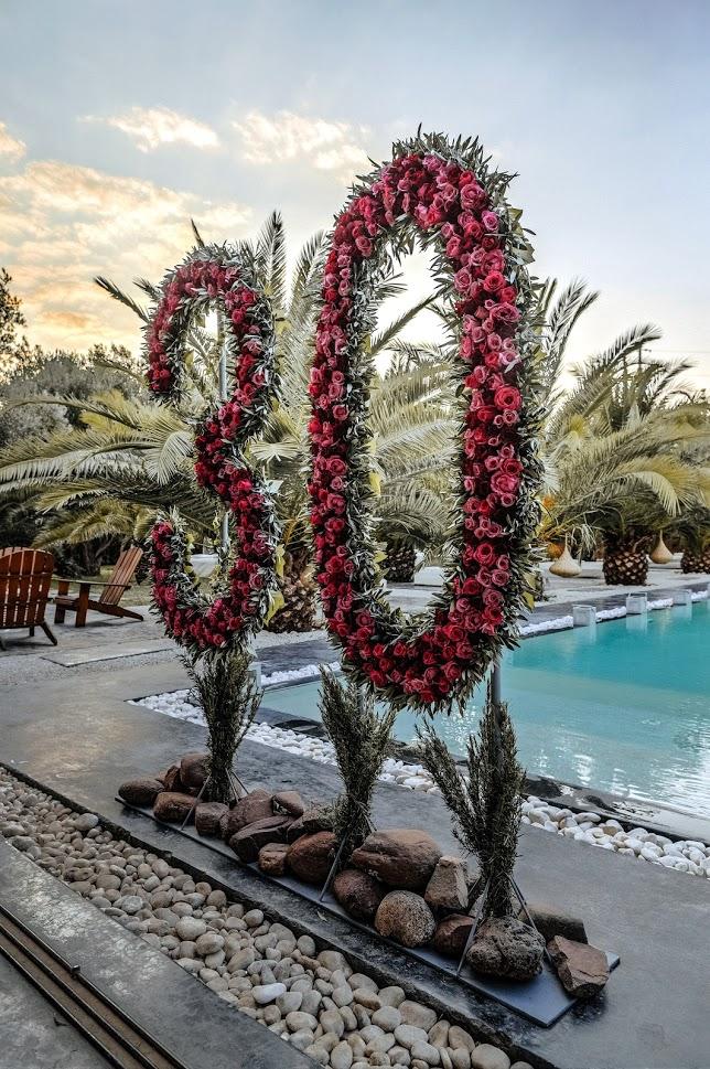 Fêter ses 30 ans à Marrakech avec Villa Taj.