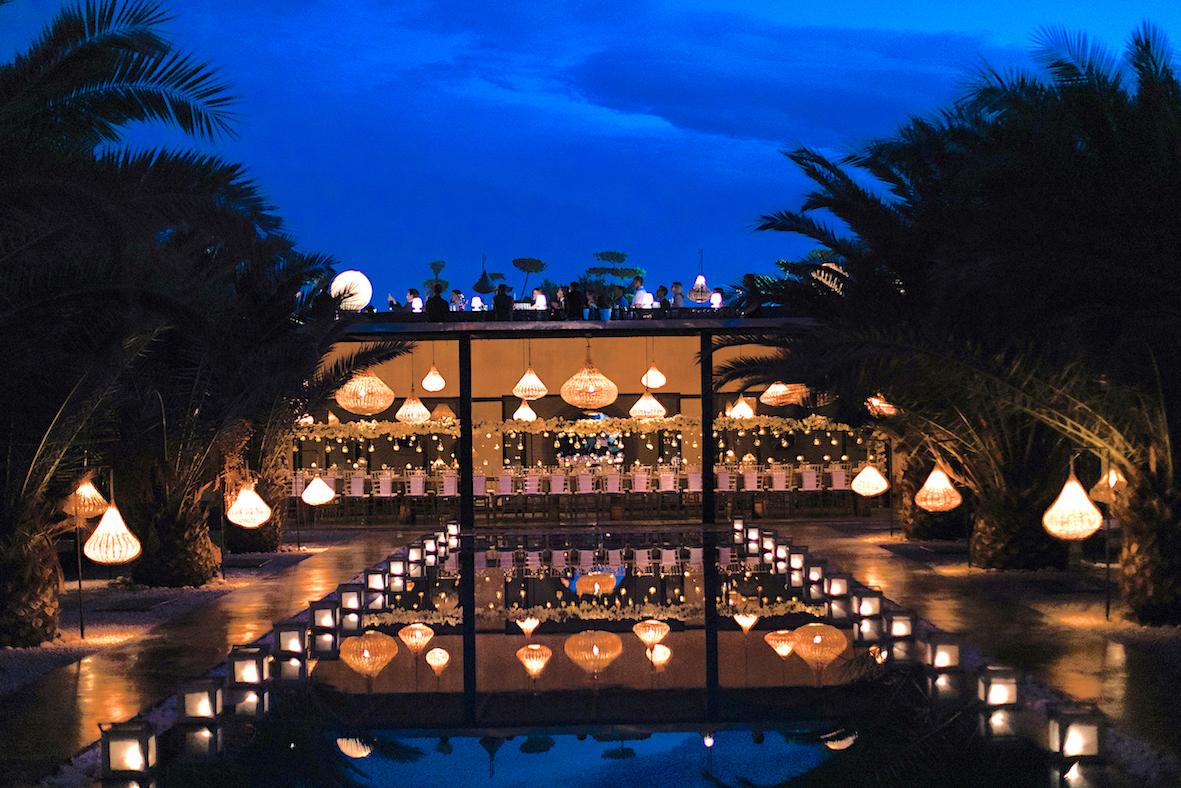 Organisation mariage et anniversaire à Marrakech