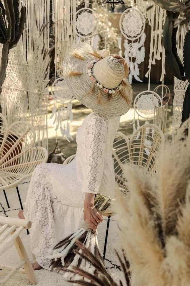 Future mariée de la Villa Taj Marrakech