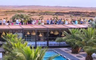 Team building sur rooftpop à Marrakech