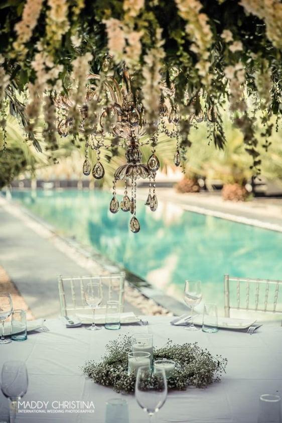 Location de villa à Marrakech avec piscine