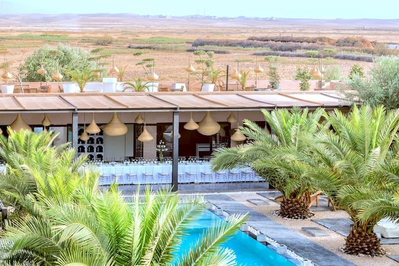 Location maison Marrakech :pour un week-end