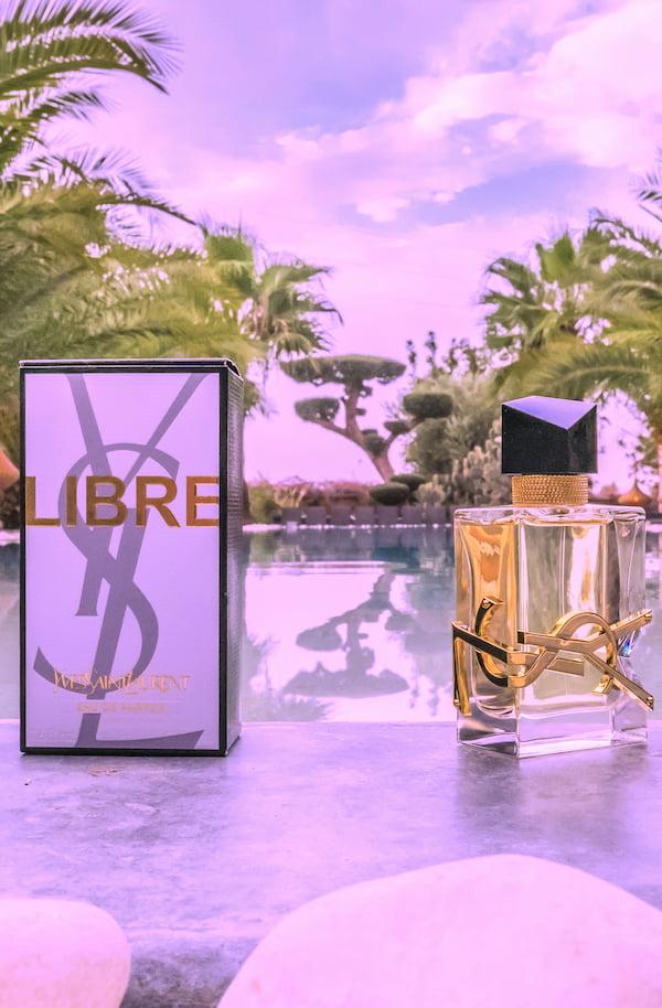 Lancement du parfum Yves Saint Laurent dans la Villa Taj Marrakech