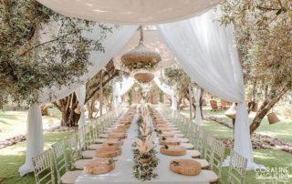mariage bohème marrakech